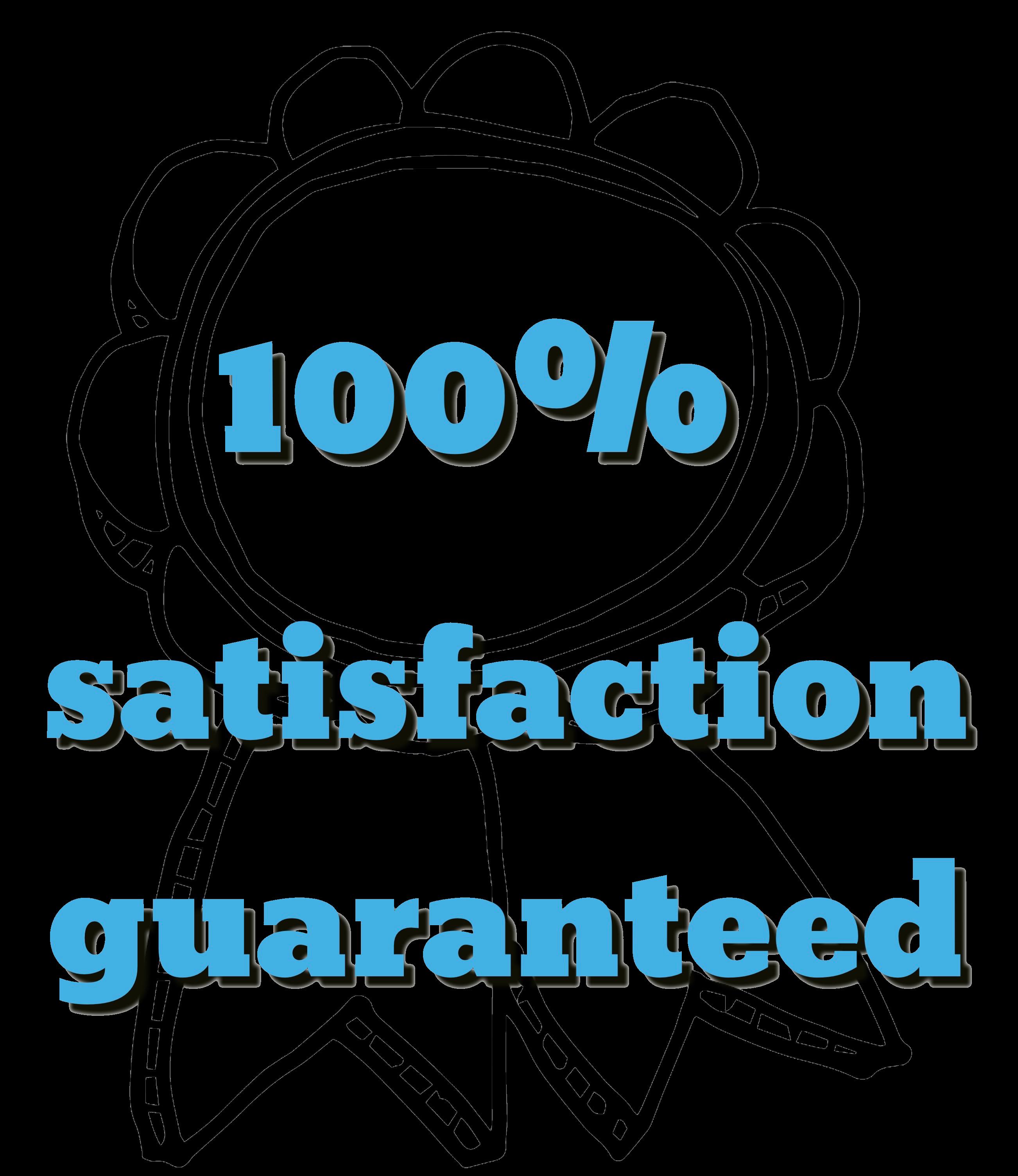 Alpha Roofing proud itself in 100% satisfaction guaranteed