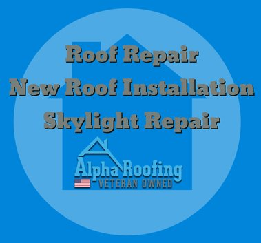 Roof Repair & New Roof Installation